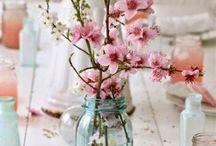 cherry blossom baby shower