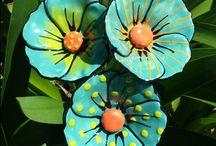 bloemen keramiem