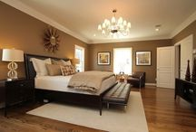 Master bedroom / by Bonnie Annis