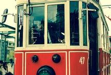 Trams et métros