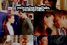 There's only One Tree Hill. And it's your home. / Because I love Lucas and I love Nathan.