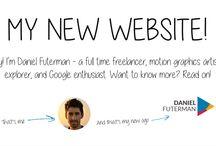 Blog Posts / Daniel Futerman // Blog http://www.danielfuterman.com/blog/ I write about Google, After Effects, freelancing, myself and a lot more!