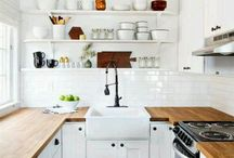 Small and beautiful kitchens / The kitchen is the heart of the home, and just like people its often the little ones that have the most heart. Here are some diminutive kitchens which prove that dinky can be delightful.