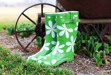 Rain Boots / by Kitty Calico