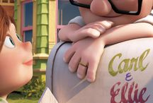 Up altas aventuras/ Carl e Ellie