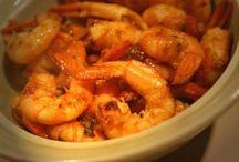 recette crevettes
