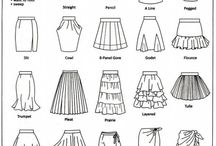 clothing patterns and ideas