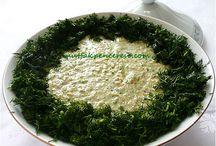 Meze & Salata