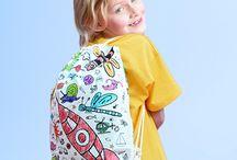 Colouring in Textiles / Our textile range