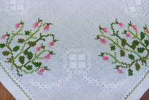 Kaneviçe / Cross stitch patterns