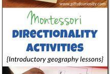 Map ideas for preschool kids