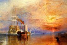 peintures de Turner