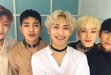 A.c.e / Members; Jun, Chan, Jason, DongHun, Wow.  Bias: Dong Hun.