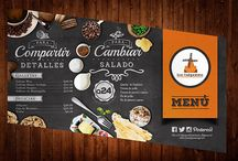 bar menu catalogue