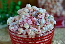 Popcorn / All things popcorn