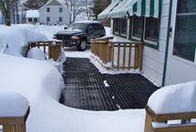Snow Removal & Home Maintenance Resources for Homeowner's / A Guide to Snow Removal, Snow Melting Mats & Home Maintenance  / by HeatTrak Snow Melting Mats