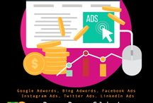 PPC / Collection of Pay-Per-Click (PPC) Advertising related pins, Google Adwords, Bing Adwords, Facebook Ads and more.
