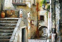 Velencei bejárat