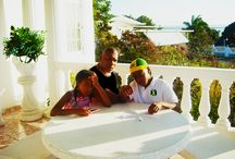 Guests Photos Montego Bay vacation rental villa accommodation / Book competitive rates at our 5 beds 3 baths sleeps 11 self catering vacation rental Villa accommodation in Montego Bay, Jamaica.