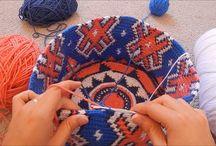mochilla of tapestry haken