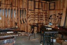 Show Us Your Workshop / Woodworking Workshop layout and design ideas from our customers.