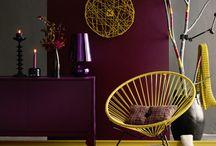colors - violet