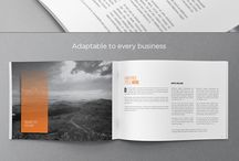 brochure & editorial