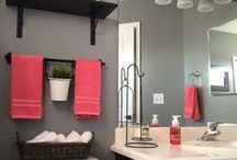 Bathroom Ideas / by Nicole Maldonado