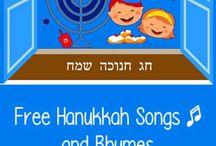 Preschool theme Chanukah