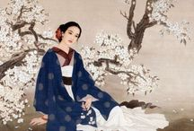 Chinese beauti / Wang Mei Fang, Zhao Guo Jing and Zhao Chun.