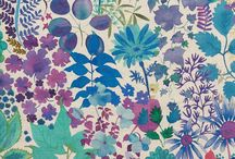 Liberty fabrics / Wesley-Barrell are very excited to have Liberty's new range of furnishing fabrics in our showrooms!