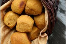 Breads, Muffins & Rolls / by Angie Phillips