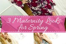 Maternity Outfits Inspiration + Ideas