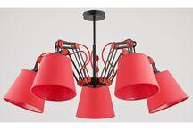 Lampy wiszące / Żyrandole nowoczesne, żyrandole klasyczne oraz zwisy.