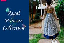 Regal Princess Collection / Introducing The Regal Princess Collection!!!  Doll up your little one's with our new range of peplum tops, palazzos, gowns and lots more!!! Inbox us for orders & queries!!!