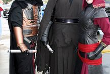 Cosplay of Star Wars Expanded Universe