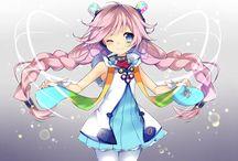 RANA / Anime e manga