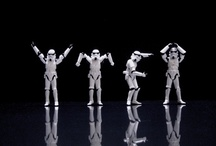 Star Wars Photos / Darth Vader, the Emperor, stormtroopers ... and all those boring good guys too.