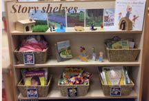 story shelf
