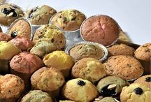 Muffins & Dry Cakes / The board is dedicated for delicious Muffins and dry cakes.