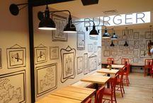 Foodcourt concept