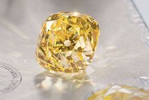 Diamond, Yellow / Yellow Diamond Rings & Jewelry