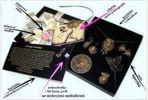 Moje tvorba / My work / Šperky a jiné předměty
