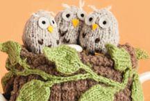Tea Cosies / Knitting