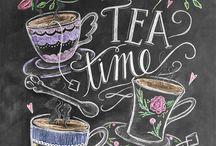 ♡ Tea Time...