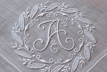 embroidery / by Julie Prince
