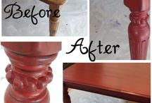 making pretty- furniture  / by Erin Powers