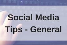 Social Media Tips / Learn how to use social media better for your small business with these tips.