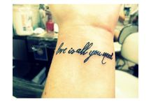 Tattoo / by Camila Sellan