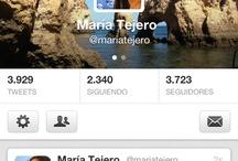 Twitter / by María Tejero